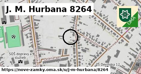 J. M. Hurbana 8264, Nové Zámky