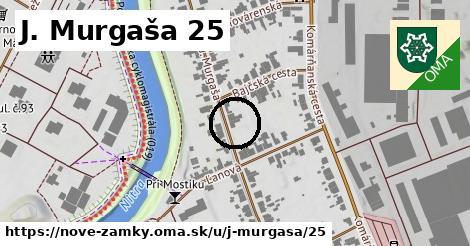 J. Murgaša 25, Nové Zámky