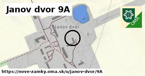 Janov dvor 9A, Nové Zámky