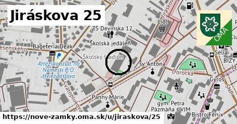 Jiráskova 25, Nové Zámky