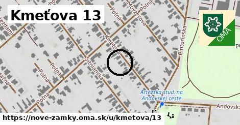 Kmeťova 13, Nové Zámky