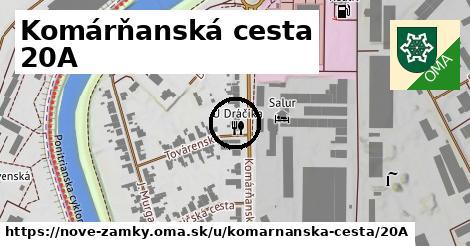 Komárňanská cesta 20A, Nové Zámky