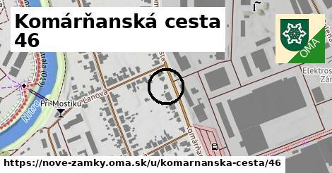 Komárňanská cesta 46, Nové Zámky