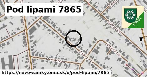 Pod lipami 7865, Nové Zámky