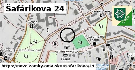 Šafárikova 24, Nové Zámky