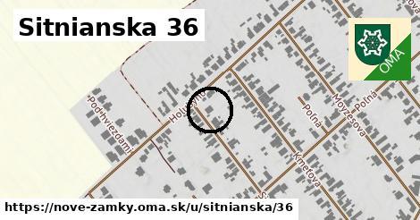 Sitnianska 36, Nové Zámky