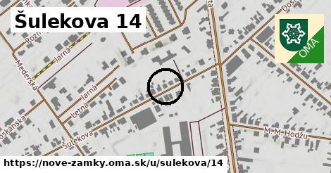 Šulekova 14, Nové Zámky