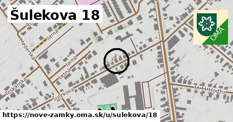Šulekova 18, Nové Zámky