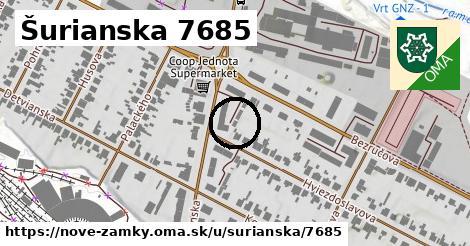 Šurianska 7685, Nové Zámky