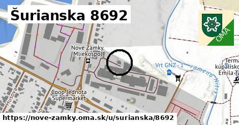 Šurianska 8692, Nové Zámky