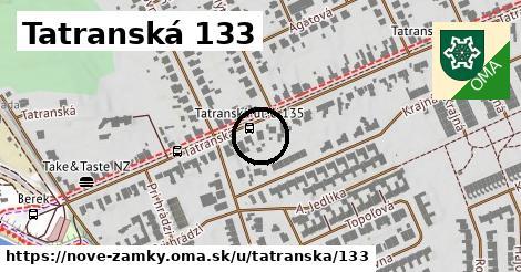 Tatranská 133, Nové Zámky