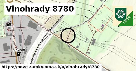 Vinohrady 8780, Nové Zámky