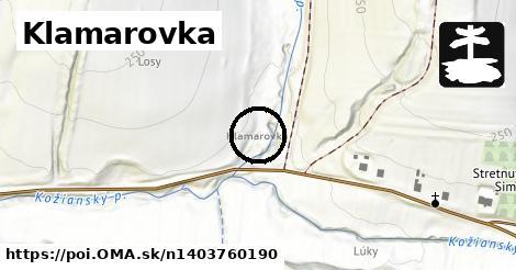 Klamarovka