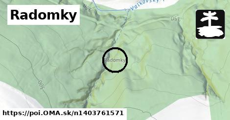 Radomky