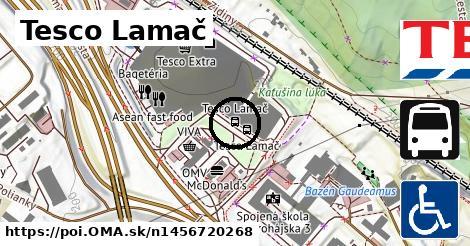 Tesco Lamač