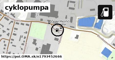 cyklopumpa