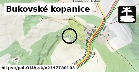 Bukovské kopanice