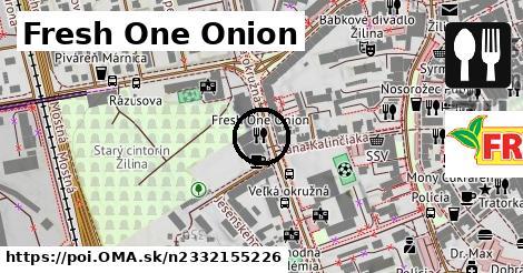 ilustračný obrázok k Fresh One Onion 4153e0e0058