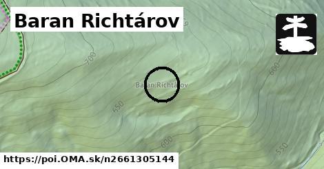 Baran Richtárov