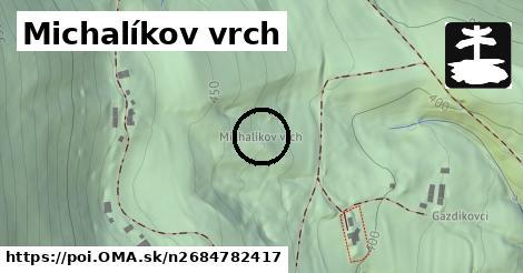 Michalíkov vrch