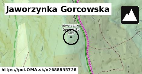 Jaworzynka Gorcowska
