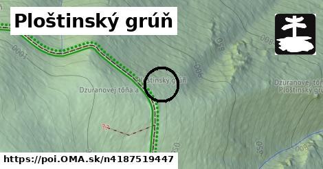 Ploštinský grúň