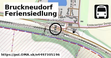 Bruckneudorf Feriensiedlung