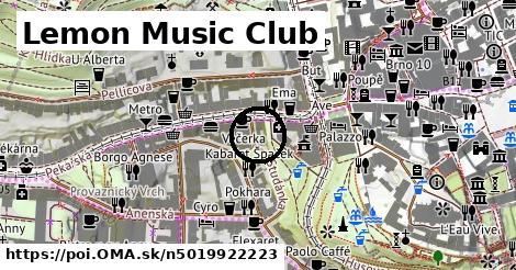 Lemon Music Club