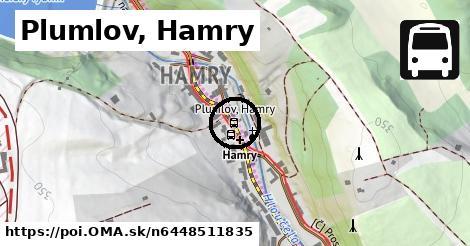 Plumlov, Hamry