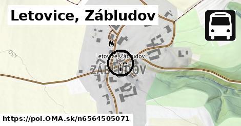 Letovice, Zábludov
