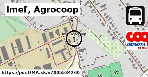 Imeľ, Agrocoop