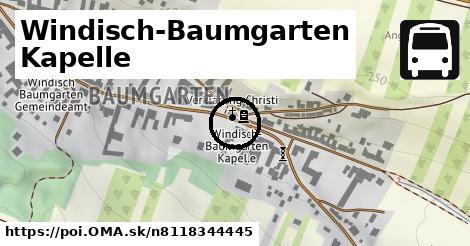 Windisch-Baumgarten Kapelle