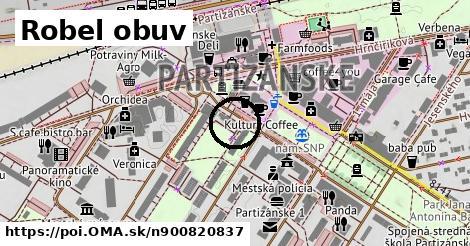 8d78aadd5840 Robel obuv - oma.sk