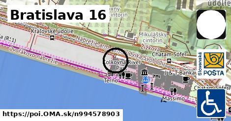 Bratislava 16