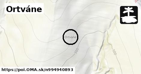 Ortváne