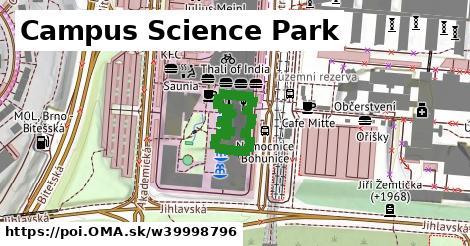 Campus Science Park