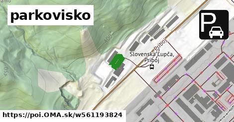 parkovisko