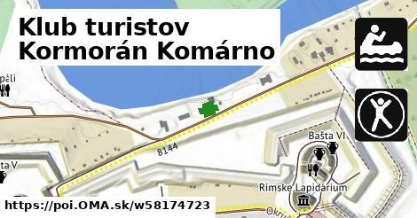 Klub turistov Kormorán Komárno
