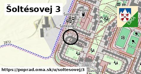 Šoltésovej 3, Poprad