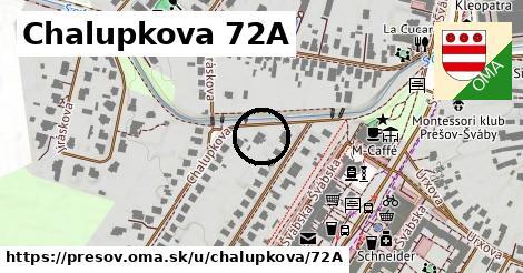 Chalupkova 72A, Prešov