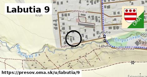 Labutia 9, Prešov