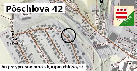 Pöschlova 42, Prešov