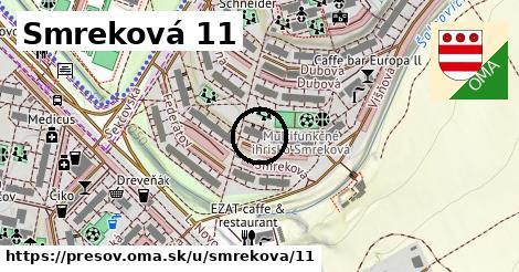 Smreková 11, Prešov