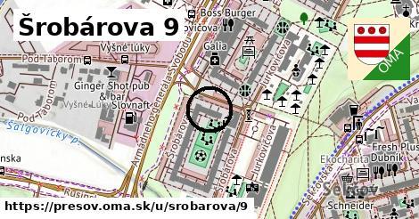 Šrobárova 9, Prešov