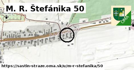 M. R. Štefánika 50, Šaštín-Stráže
