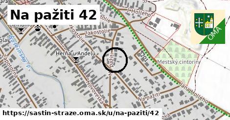 Na pažiti 42, Šaštín-Stráže