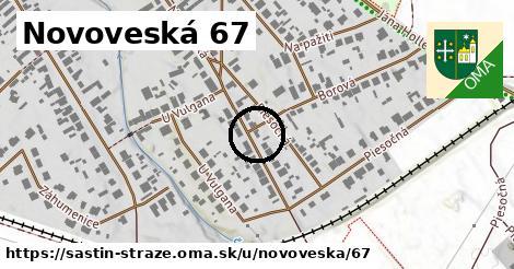 Novoveská 67, Šaštín-Stráže