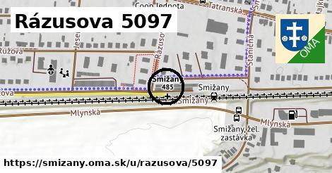 Rázusova 5097, Smižany