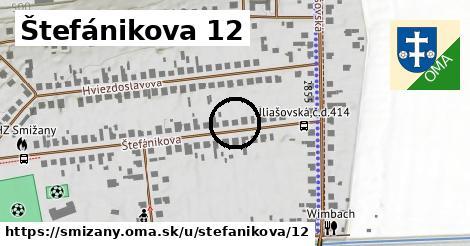 Štefánikova 12, Smižany