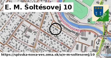 E. M. Šoltésovej 10, Spišská Nová Ves